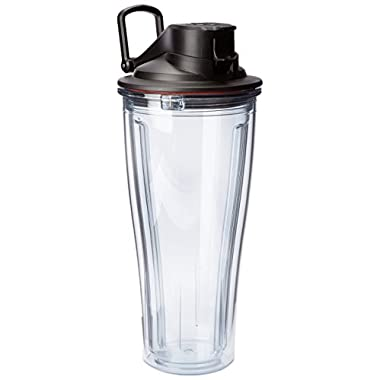 Vitamix 056264 Container/To-Go Cup, 20-Ounce, Clear