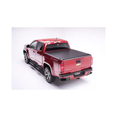 TruXedo Lo Pro Soft Roll-up Truck Bed Tonneau Cover   539801   fits 06-08 Isuzu Crew Cab 5' Bed -