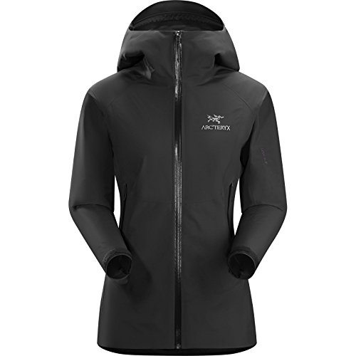 ARC'TERYX Beta SL Jacket Women's (Black/Black, Medium)