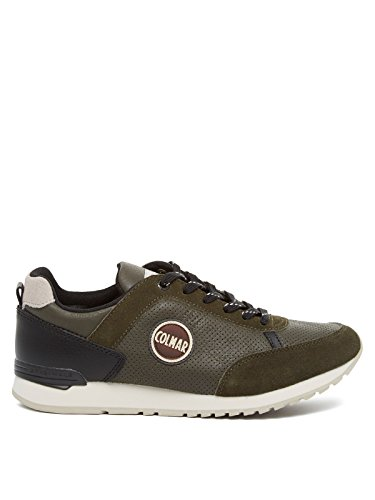 Colmar Travis Drill 008 Dark Gray TRAVISD008DARKGRAY, Scarpe Sportive Military 011