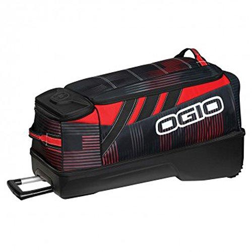 Bag Travel Terminal (OGIO 121013.501 Adrenaline Wheeled Gear Bag - Stoke Pattern)