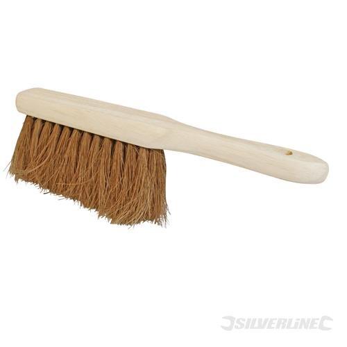 Genuine Silverline Hand Brush Soft Coco 277870