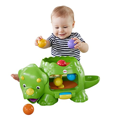 Fisher Price Dinosaurs (Fisher-Price Double Poppin')