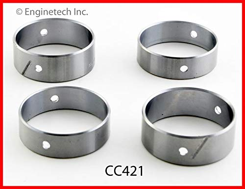 ENGINETECH CC421 CAMSHAFT CAM BEARINGS compatible with 1995-2008 BUICK CHEVROLET GM 3.8L 3800 V6 SERIES-II N//A /& SUPER-CHARGED