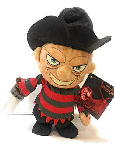 Magic Power Company Animated Plush Halloween Toy (Freddy-A Nightmare on Elm Street)