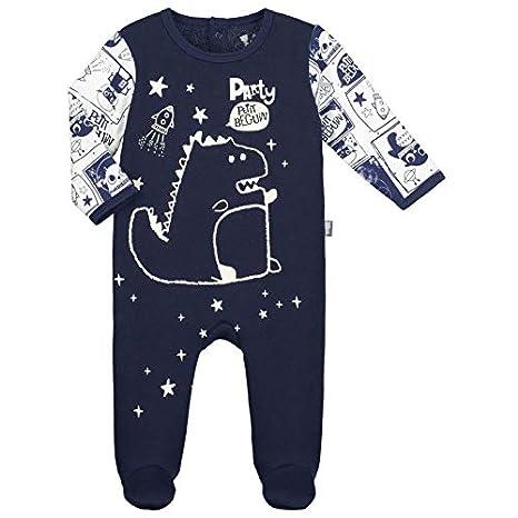 30db02d4213f4 Pyjama bébé molleton Cosmodino - Taille - 36 mois (98 cm)  Amazon.fr ...