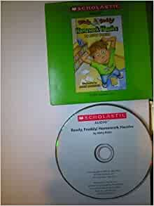 ready freddy homework hassles book