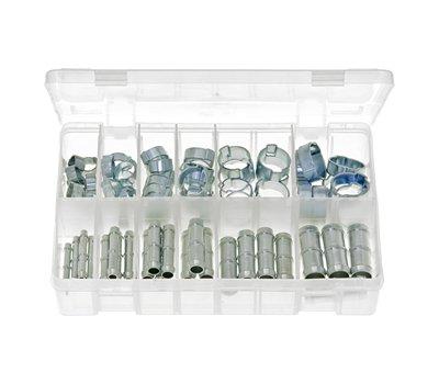 Pipe Repair Kit Box of 72 Pieces Tubing + Air Line: