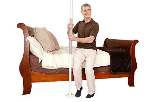 Stander-Security-Pole-Tension-Mounted-Elderly-Transfer-Pole-Bathroom-Aids-to-Daily-Living-Assist-Grab-Bar-Iceberg-White