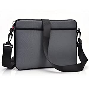 Kroo Scoop 13-Inch Laptop Neoprene Bag fits Sony VPCZ12NGX/X Solid Colors