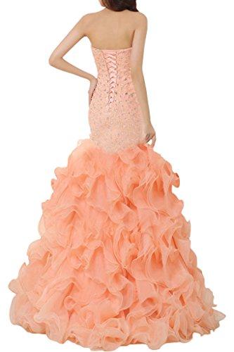 TOSKANA BRAUT -  Vestito  - Donna arancione 42