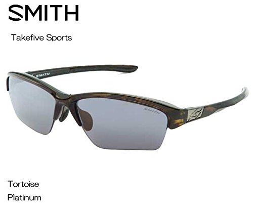 SMITH(スミス) Takefive Sports TORTOISE PLATINUM 203350471 サングラス   B073RYS6X8