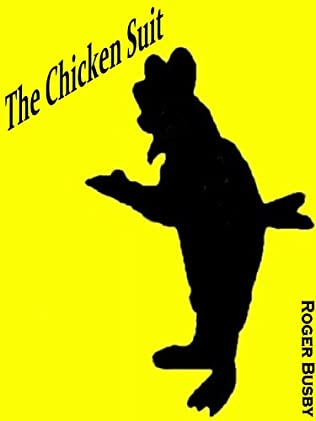 book cover of The Chicken Suit