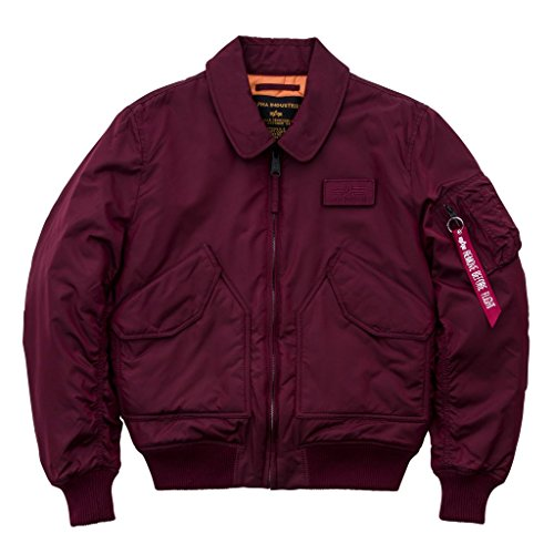 Vf Industries Bordeaux Jacket Tt Cwu Alpha w1PgBqRn