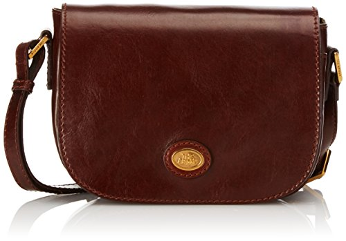 The Bridge Messenger Bag 04454301-14 Brown