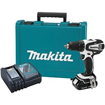 Makita LXFD01WSP1 18-volt Compact Lithium-Ion Cordless 1/2-Inch Driver-Drill Kit