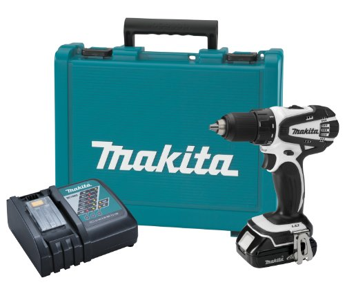 Makita LXFD01WSP1 18-volt Compact Lithium-Ion Cordless 1/2-Inch Driver-Drill Kit (Discontinued by Manufacturer)