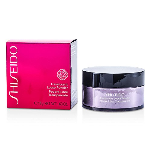 SHISEIDO by Shiseido Translucent Loose Powder --18g/0.63oz for WOMEN ---(Package Of 2) (Powder The Makeup Loose Shiseido)