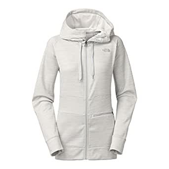 The North Face Shelly Hoodie Womens Heather Grey XL