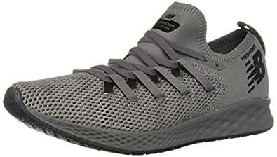 New Balance Mens NB19-MXZNTLB-Mens Zante Trainer V1 Fresh Foam Gray Size: 7.5 Wide