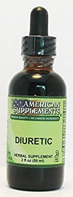 Diuretic American Supplements 2 oz Liquid