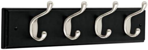 Iwgac Home Indoor Towels Coats Keys Cast Iron Swivel Hook Black Single International Wholesale Gifts /& Collectibles 0170S-01658