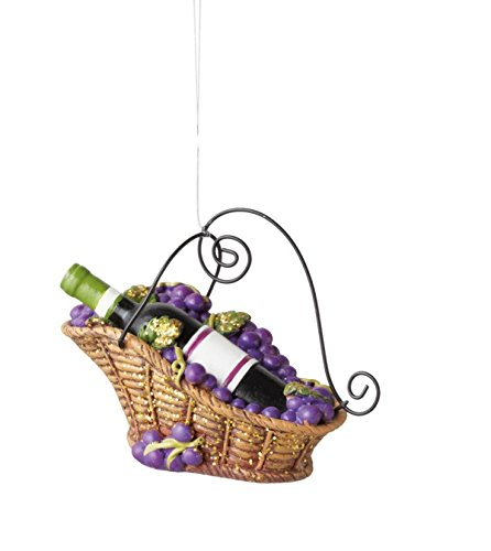 Tuscan Wine Basket - Midwest Gloves 3.75