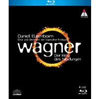 Daniel Barenboim - Wagner: Der Ring der Nibelungen [Reino Unido]