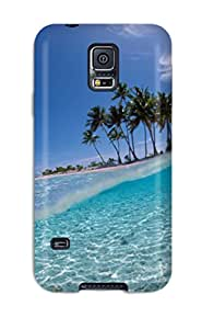 Anti-scratch And Shatterproof Cool Screensavers Phone Case For Galaxy S5/ High Quality Tpu Case