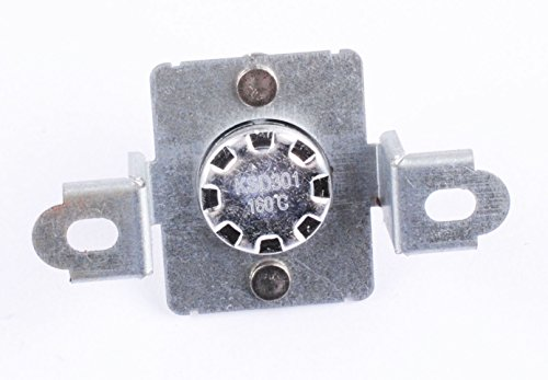 Clothes Dryer Thermostat Assembly (Podoy DC96-00887A Dryer Thermostat Thermal Fuse Assembly Bracket Thermostat Replacement for Samsung Dryer 2074129)