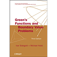 Green's Functions and Boundary Value Problems (Pure and Applied Mathematics: A Wiley Series of Texts, Monographs and Tracts Book 99)