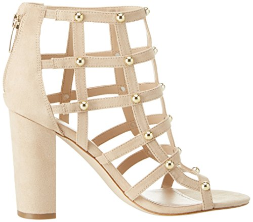 col Punta Dress Footwear Light Aperta Natural Shootie Avorio Tacco Donna Guess Scarpe xYIqRw5