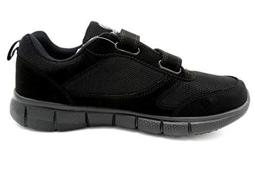 Chaleco J´hayber Cierre Y Velcro Zapatilla Plantilla Memory Black De UHqS1d