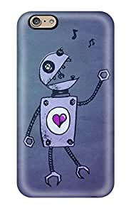 6198674K35632288 Forever Collectibles Humor Cartoon Hard Snap-on Iphone 6 Case