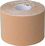 McDavid Kinesiology Single Roll Box Tape, 16-Feet 4-Inch/5m, Natural