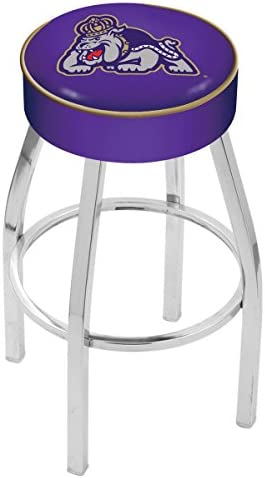 "NCAA James Madison Dukes 30"" Bar Stool"