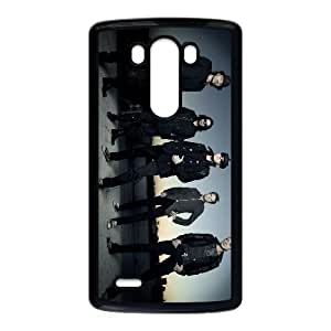 LG G3 Cell Phone Case Covers Black Scorpions MSU7158431