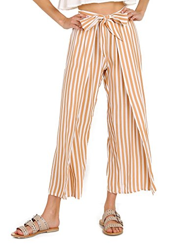 Faithfull The Brand Summer Pants Zeus Vintage Peach by Faithfull