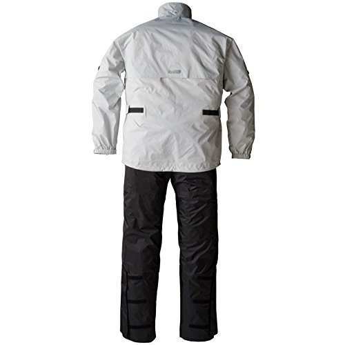 Goldwin: compact rain suit GWS G vector 2 compact waterproof breathable / Color: Sunbeam / Size: S