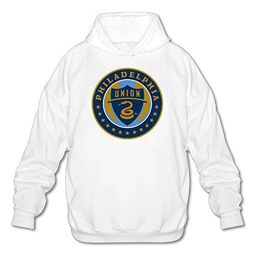 - Philadelphia Union Eastern Conference Men Hoodies Sweatshirts Pullover Cool Hoodies
