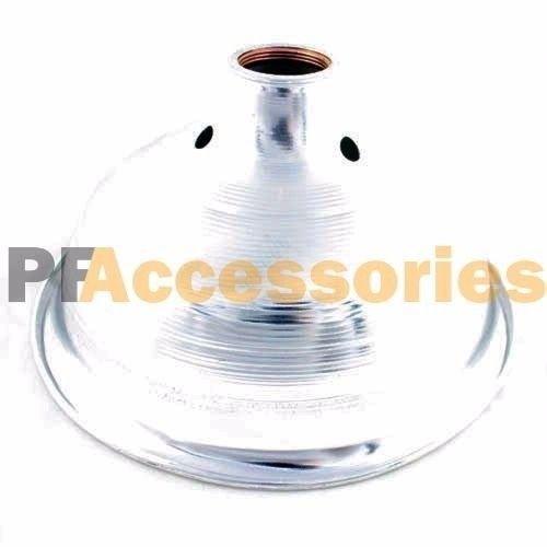 12 Pcs Heavy Duty 8-1/2 Aluminum Reflector Shade Clamp on Work Light Lamp ETL by Generic (Image #3)