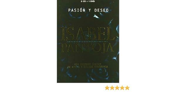 Pasion Y Deseo -Sus Grandes Exitos Copla: Isabel Pantoja: Amazon ...