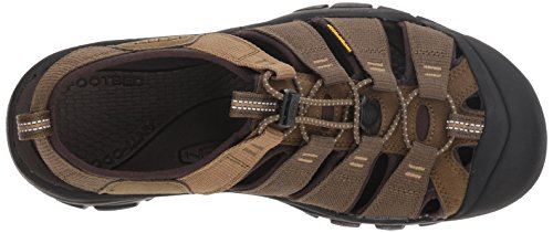 Pictures of KEEN Men's Newport Hydro-M Sandal Steel Grey/Paloma 2