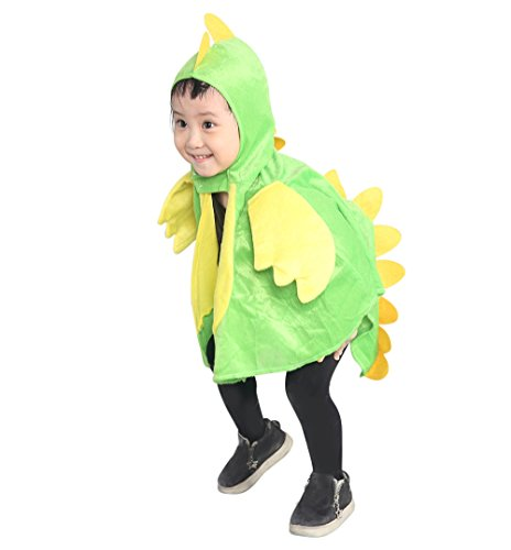 [Fantasy World Boys/Girls Dragon Halloween Cape Costume, One Size, An78] (Funny Ideas For Girl Halloween Costumes)