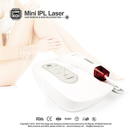 Koi Beauty® Mini IPL Laser Hair Removal Machine By Koi Be...