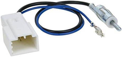 Acv 1513 – 01 GT13 (DIN Adaptador de Antena para Toyota