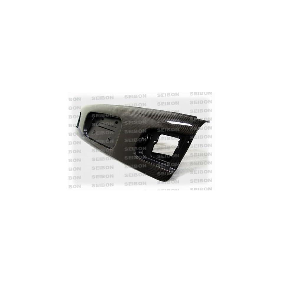 Seibon Carbon Fiber OEM Style Trunk Lid Honda Civic HB 92 95