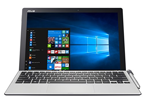 "ASUS Transformer Pro T304UA-XS74T, 2-in-1 Touchscreen 12.6"" Laptop, Intel Core i7 2.7GHz (up to 3.5GHz), 512GB SSD, 16GB RAM, USB Type-C, pen and illuminated keyboard included (Keyboard Prime Transformer)"