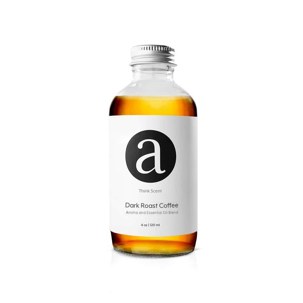 Dark Roast Coffee for Aroma Oil Scent Diffusers - 120 milliliter