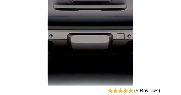 Genuine GM 19172860 Trailer Hitch Access Bumper Fascia Hole Cover Rear